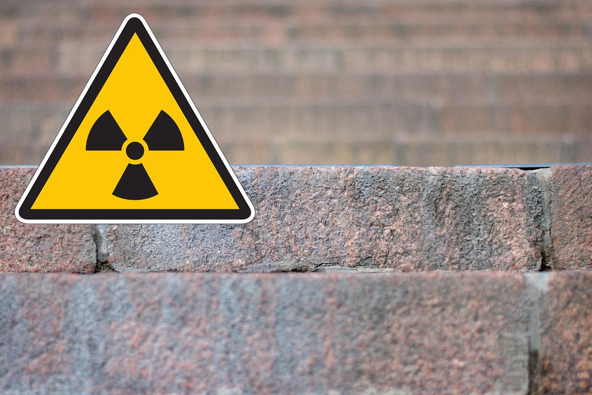 радиоактивность бетона